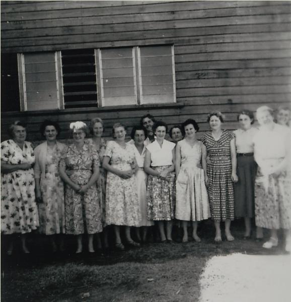 1950 Womens Guild at Public Hall H Ck