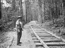Bill Boyd Herons Creek Longworth Tramline 1
