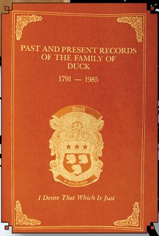 PW12 The Duck Book