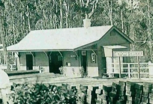 Herons Creek Railway Station